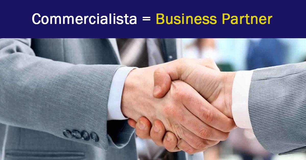 Il tuo commercialista è un business partner, NON un costo necessario