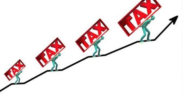 Pressione fiscale: L'Italia è l'inferno d'Europa