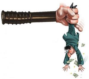 Pressione fiscale aziende alta = Disoccupazione crescente