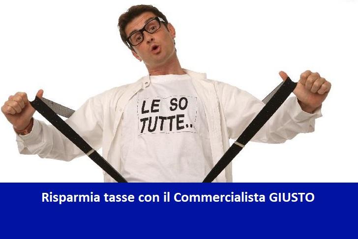 Per risparmiare tasse è meglio un Commercialista Tuttologo o Specializzato?