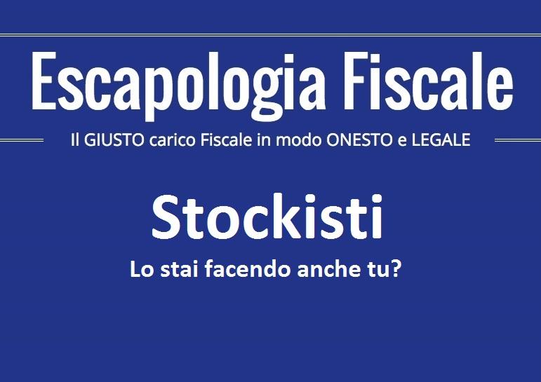 Come ha frodato l'Italia Stockisti? Sicuro che non lo stia facendo ingenuamente anche tu?