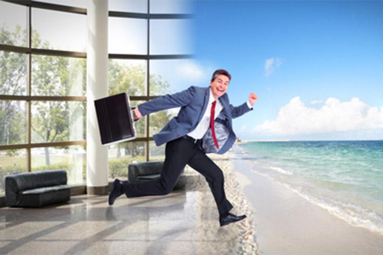 Tempo di vacanze: te le paga l'azienda